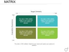Matrix Ppt PowerPoint Presentation Show Pictures