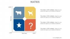 Matrix Ppt PowerPoint Presentation Visual Aids