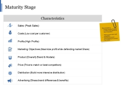 Maturity Stage Ppt PowerPoint Presentation Gallery Backgrounds