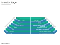 Maturity Stage Ppt PowerPoint Presentation Show