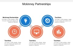 Mckinney Partnerships Ppt PowerPoint Presentation Icon Background Cpb