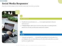 Means Of Communication During Disaster Management Social Media Responses Elements PDF
