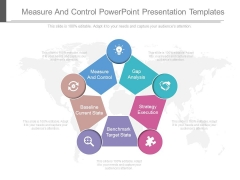 Measure And Control Powerpoint Presentation Templates