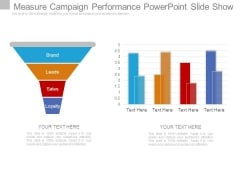 Measure Campaign Performance Powerpoint Slide Show