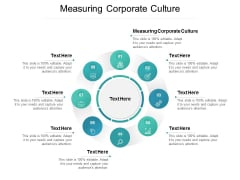 Measuring Corporate Culture Ppt PowerPoint Presentation Styles Infographics Cpb