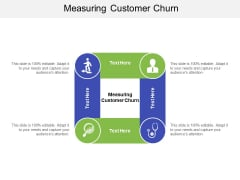 Measuring Customer Churn Ppt PowerPoint Presentation Professional Master Slide Cpb Pdf