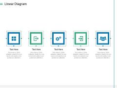 Measuring Influencer Marketing ROI Linear Diagram Ppt Infographics Brochure PDF