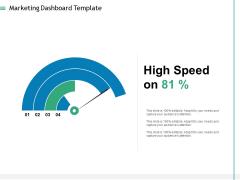 Measuring Influencer Marketing ROI Marketing Dashboard Ppt Professional Icons PDF