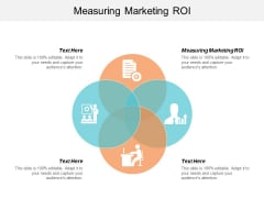 Measuring Marketing Roi Ppt PowerPoint Presentation Summary Background Image Cpb