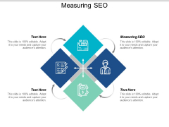 Measuring SEO Ppt PowerPoint Presentation Show Display Cpb
