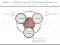 Measuring Sales Effectiveness Ppt Presentation Powerpoint