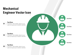 Mechanical Engineer Vector Icon Ppt PowerPoint Presentation Gallery Graphic Images PDF