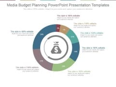 Media Budget Planning Powerpoint Presentation Templates