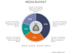 Media Budget Ppt PowerPoint Presentation Files