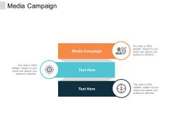 Media Campaign Ppt PowerPoint Presentation Styles Portfolio Cpb