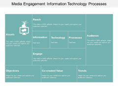 Media Engagement Information Technology Processes Ppt PowerPoint Presentation Pictures Graphic Tips