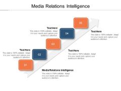 Media Relations Intelligence Ppt PowerPoint Presentation Portfolio Tips Cpb Pdf