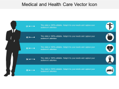 Medical And Health Care Vector Icon Ppt Powerpoint Presentation Slides Layout