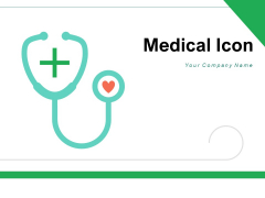 Medical Icon Health Care Doctors Team Ppt PowerPoint Presentation Complete Deck