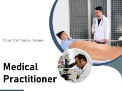 Medical Practitioner Research Lab Dna Ppt PowerPoint Presentation Complete Deck