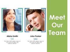 Meet Our Team Capability Maturity Matrix Ppt PowerPoint Presentation Show Gridlines