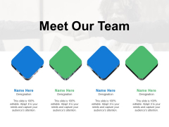 Meet Our Team Communication Ppt PowerPoint Presentation Show Inspiration