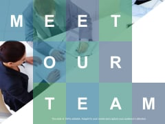 Meet Our Team Ppt PowerPoint Presentation Styles Background