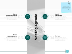 Meeting Agenda Ppt PowerPoint Presentation File Graphics Example