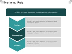 Mentoring Role Ppt PowerPoint Presentation Styles Graphic Tips Cpb