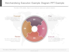 Merchandising Execution Example Diagram Ppt Example
