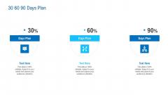 Merchandising Industry Analysis 30 60 90 Days Plan Microsoft PDF