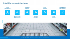 Merchandising Industry Analysis Retail Management Challenges Themes PDF