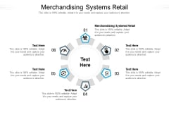 Merchandising Systems Retail Ppt PowerPoint Presentation Professional Slides Cpb Pdf