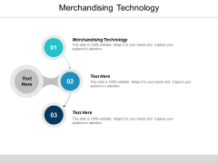 Merchandising Technology Ppt PowerPoint Presentation File Samples Cpb