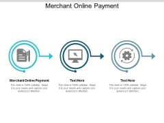 Merchant Online Payment Ppt PowerPoint Presentation File Clipart Images Cpb