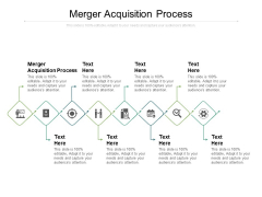 Merger Acquisition Process Ppt PowerPoint Presentation Infographics Portrait Cpb