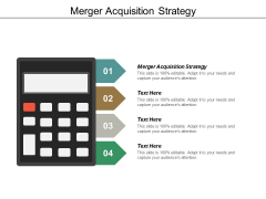 Merger Acquisition Strategy Ppt PowerPoint Presentation Professional Information Cpb
