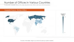 Merger Agreement Pitch Deck Number Of Offices In Various Countries Rules PDF