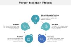 Merger Integration Process Ppt PowerPoint Presentation Portfolio Graphics Example