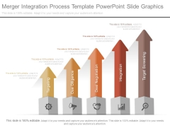 Merger Integration Process Template Powerpoint Slide Graphics