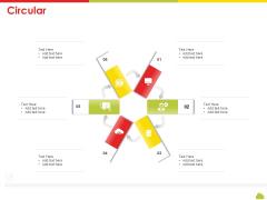 Mesh Computing Technology Hybrid Private Public Iaas Paas Saas Workplan Circular Template PDF