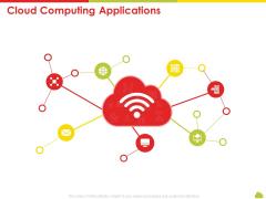 Mesh Computing Technology Hybrid Private Public Iaas Paas Saas Workplan Cloud Computing Applications Infographics PDF