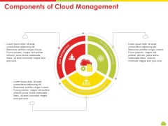 Mesh Computing Technology Hybrid Private Public Iaas Paas Saas Workplan Components Of Cloud Management Inspiration PDF