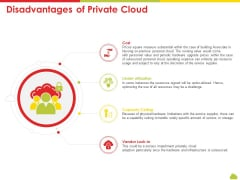 Mesh Computing Technology Hybrid Private Public Iaas Paas Saas Workplan Disadvantages Of Private Cloud Background PDF