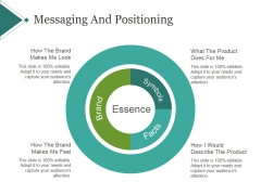 Messaging And Positioning Ppt PowerPoint Presentation Portfolio