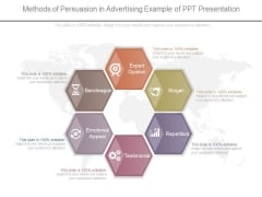 persuasion powerpoint templates slides and graphics