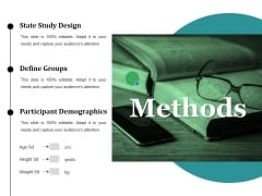 Methods Template 2 Ppt PowerPoint Presentation Ideas Influencers