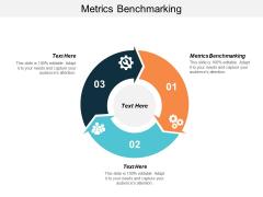 Metrics Benchmarking Ppt PowerPoint Presentation Ideas Rules Cpb
