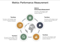 Metrics Performance Measurement Ppt Powerpoint Presentation Slides Backgrounds Cpb