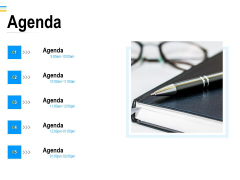 Mezzanine Debt Financing Pitch Deck Agenda Rules PDF